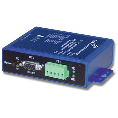 Quatech 485DRCI Ilinx Rs-232 To Rs-485/422 Converter With Triple Isolation