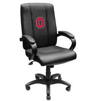 Ohio State University Collegiate Office Chair 1000 with Buckeyes Block O logo