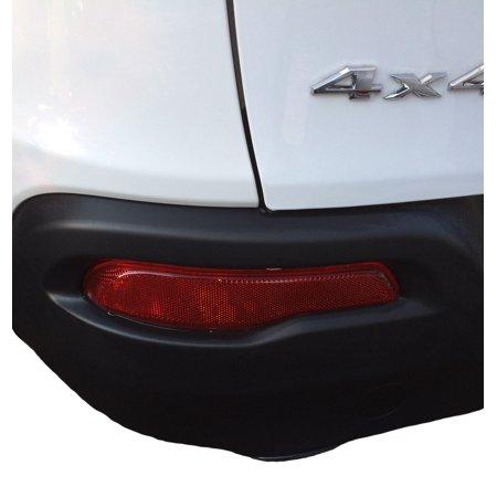 Jeep Cherokee Rear Driver Side Left Side Bumper Reflector Mopar OEM ()