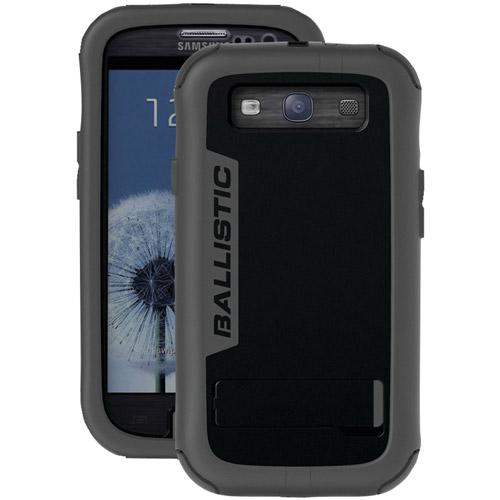 BALLISTIC EV0951-M105 Samsung(R) Galaxy S(R) III Every1(R) Case with Holster (Black)