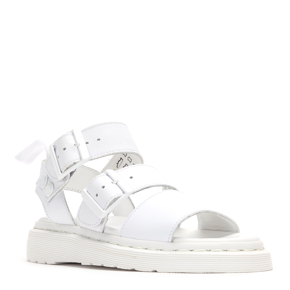 Dr. Martens Gryphon Fashion Sandal 16821100 White by