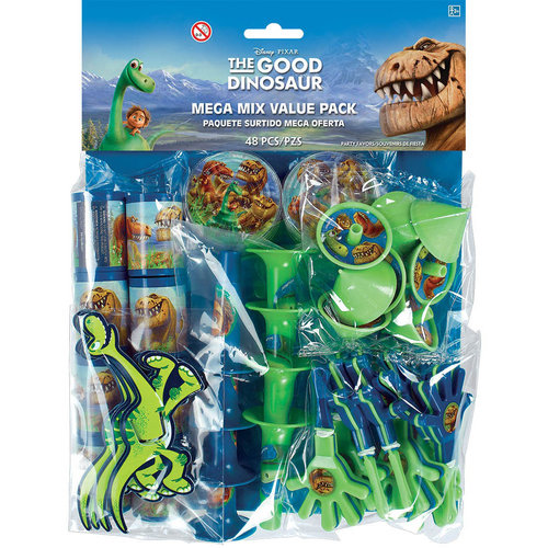 The Good Dinosaur Mega Mix Favor Pack
