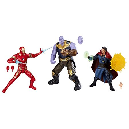 Marvel Studios: The First Ten Years Avengers: Infinity War Figure 3-Pack (Avengers Archer)