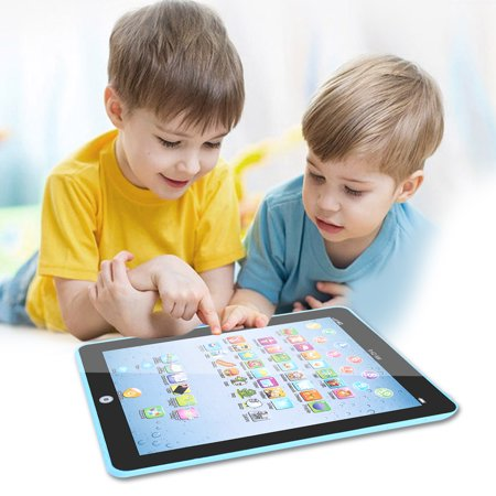 Kids Baby Early Learning Tablet Toy,Educational Electronic Device for Toddlers, Tablet Toy, ABS Kids Learning Tablet - Top Educational Toys For 1 Year Olds
