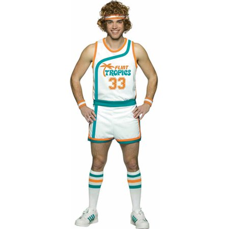 Tennis Pro Halloween Costume (Semi-Pro Uniform Adult Halloween)