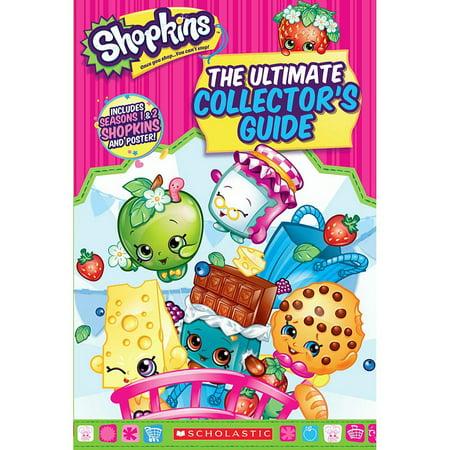 Shopkins Ultimate Collectors Guide
