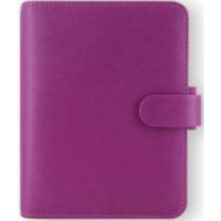 Filofax Saffiano Pocket Organiser Raspbe