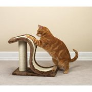 PetEdge Meow Town Scratch `N Slide Scratching Post