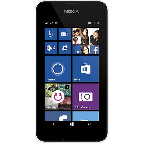 T-Mobile Nokia Lumia 530 Prepaid Smartphone
