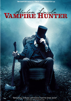 Abraham Lincoln: Vampire Hunter (DVD) by Ingram Entertainment