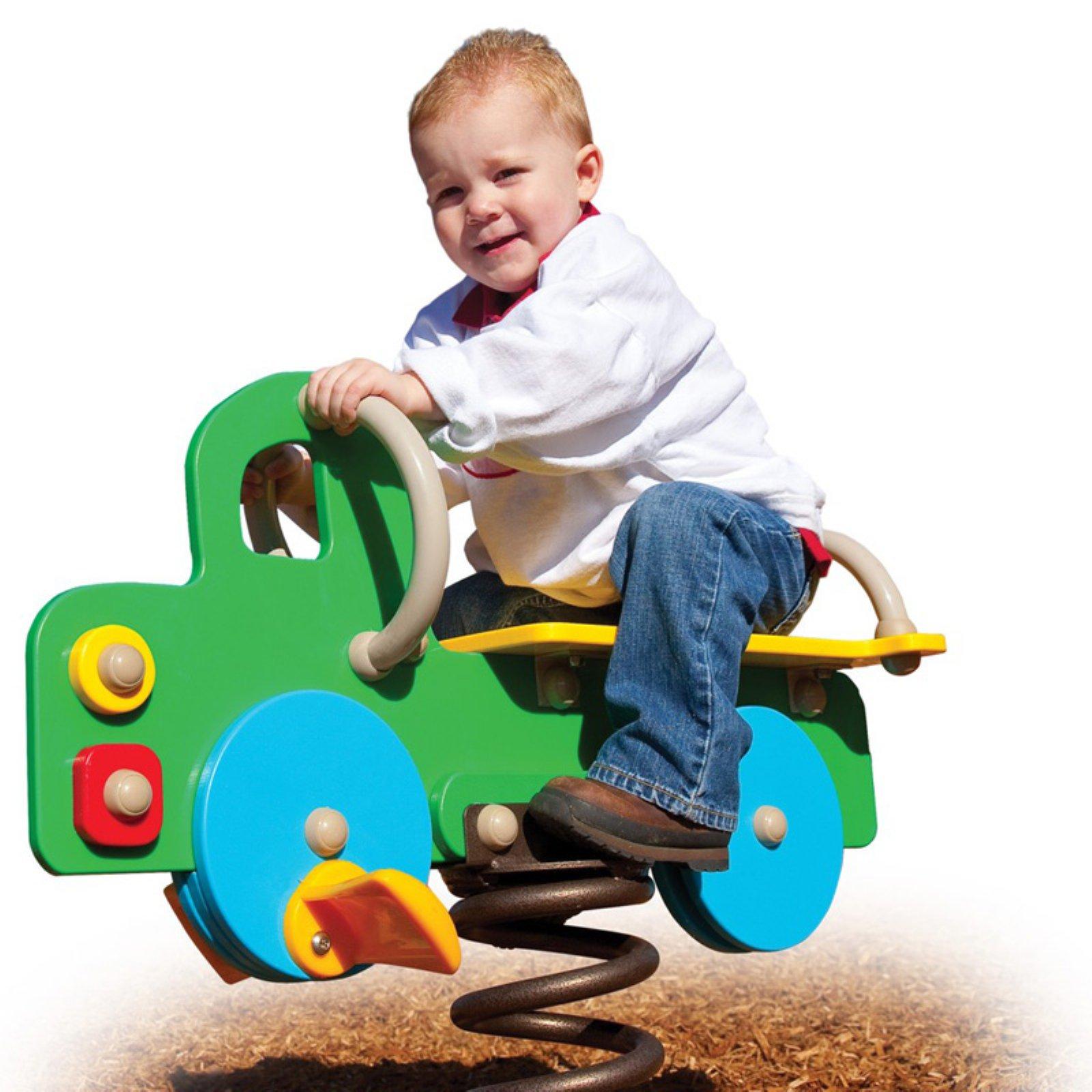 Ultra Play Truck Spring Rider