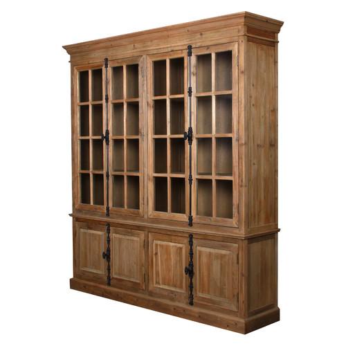 Moti Furniture Syracuse China Cabinet Walmart Com