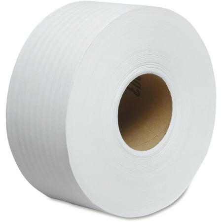 - Scott, KCC07223, JRT Jr Jumbo Roll Bath Tissue, 12 / Carton, White