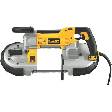 DeWalt Heavy-Duty Deep Cut Variable Speed Band Saw, Adjustable Front handle, 350 ft/min
