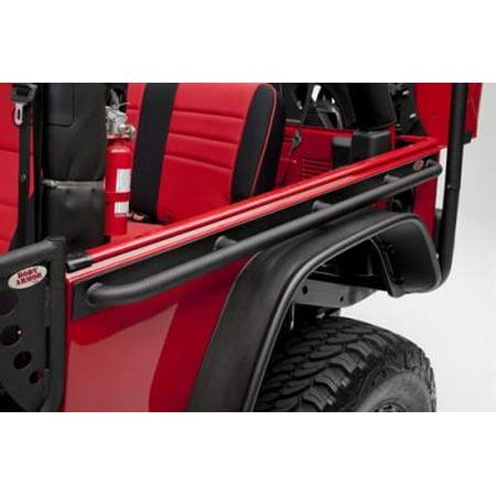 Body Armor 4x4 Tub Rails TJ-4322 Body Tub Rail