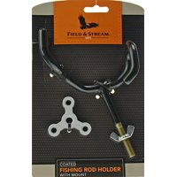 Field & Stream Fishing Rod Holder with Mount