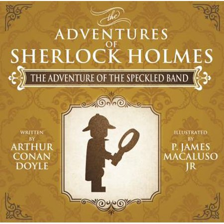 The Adventure of the Speckled Band - Lego - The Adventures of Sherlock