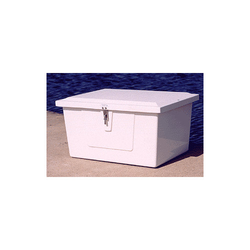 Better Way Products Plastic Deck Box by