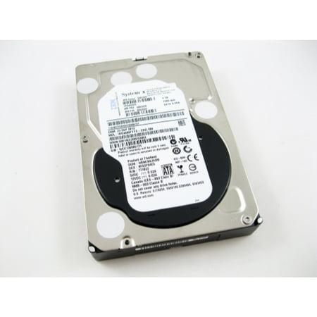 Sata Hot Swap Drive - IBM 00AD026 Seagate ST4000DM000 4TB 7.2K 3.5