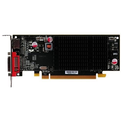 XFX One Radeon HD 5450 Graphic Card - 650 MHz Core - 2 GB DDR3 SDRAM - PCI Express x16 - Low-profile - Single Slot Space