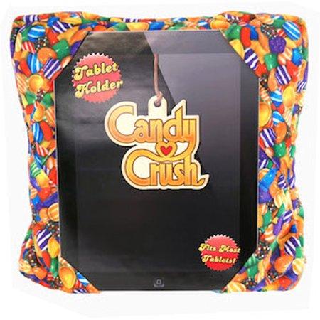 Candy Crush Saga Orange Plush Tablet Holder - image 1 de 1