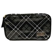 OPI Black White and White Cosmetic Makeup Bag