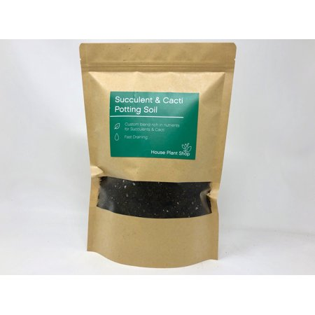 Succulent and Cacti Potting Soil - Premium Blend 0.8 lb