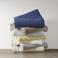 Comfort Classics Freshspun Basketweave Cotton Blanket