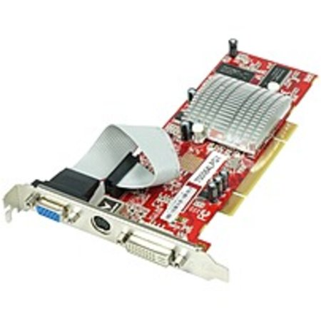 Refurbished VisionTek Radeon 7000 64MB DDR PCI (DVI-I, VGA, TV Out) - 286 MHz Memory Clock - 2048 x 1536 - DirectX 7.0 - 1 x VGA - 1 x Total Number of (64mb Dvi Ati Radeon 9000)