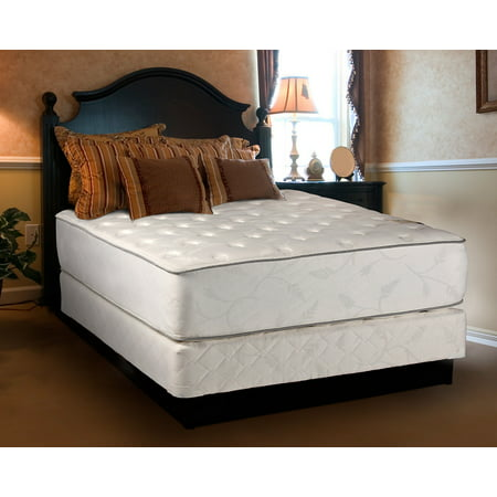 "Dream Solutions Exceptional Plush 12"" Queen Mattress and Box Spring Set"