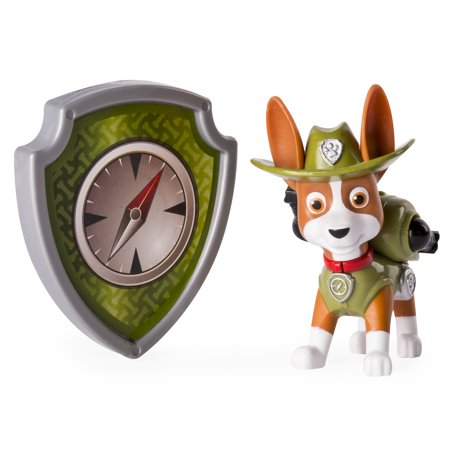 Paw Patrol Action Pack Pup & Badge, Tracker