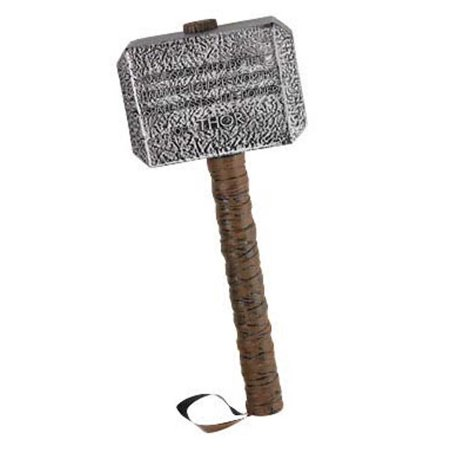 Thor Hammer Disguise 18357 - Movie Quality Thor Costume