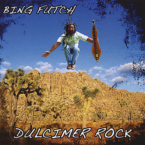 Bing Futch Dulcimer Rock [CD] by