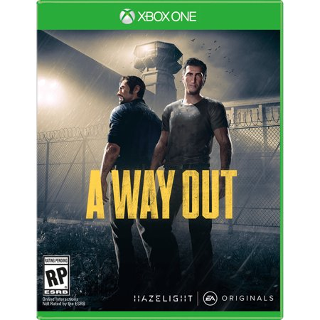 A Way Out, Electronic Arts, Xbox One,