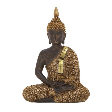 Charismatic Ps Sitting Buddha (Sitting Buddha)
