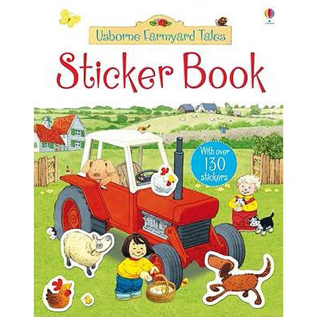 Funky Farmyard Activity (Farmyard Tales Sticker Book)