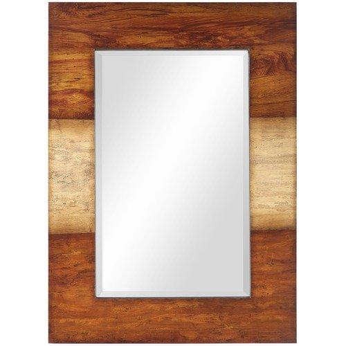 Cooper Classics Julian Mirror in Distressed Natural Wood