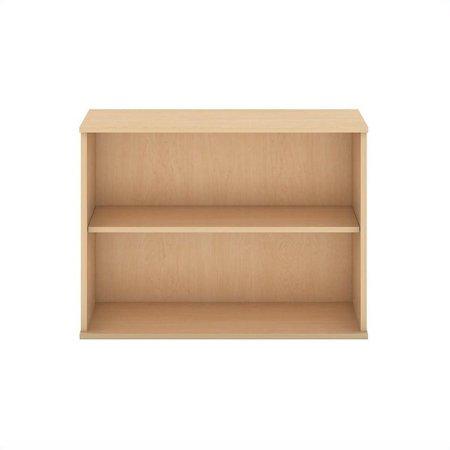 Scranton & Co 30H 2 Shelf Bookcase in Natural Maple - image 1 of 5