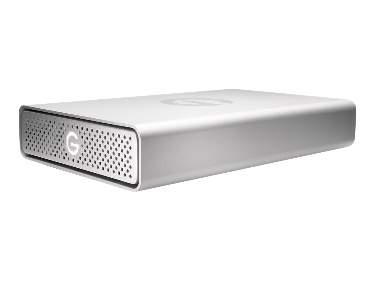 G-Technology G-DRIVE USB-C 4 TB Desktop Hard Drive, External