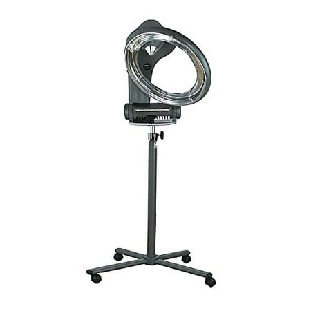 Orbiting Infrared Hair Dryer Standing Professional Salon Hair Dryer Spa Color