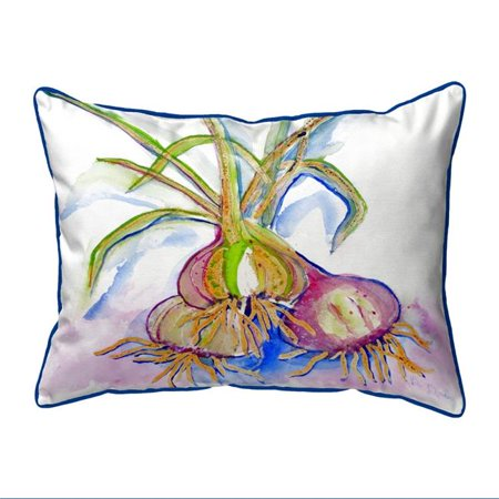 Betsy Drake SN1101 11 x 14 in. Vidalia Onions Small Indoor & Outdoor Pillow - image 1 of 1