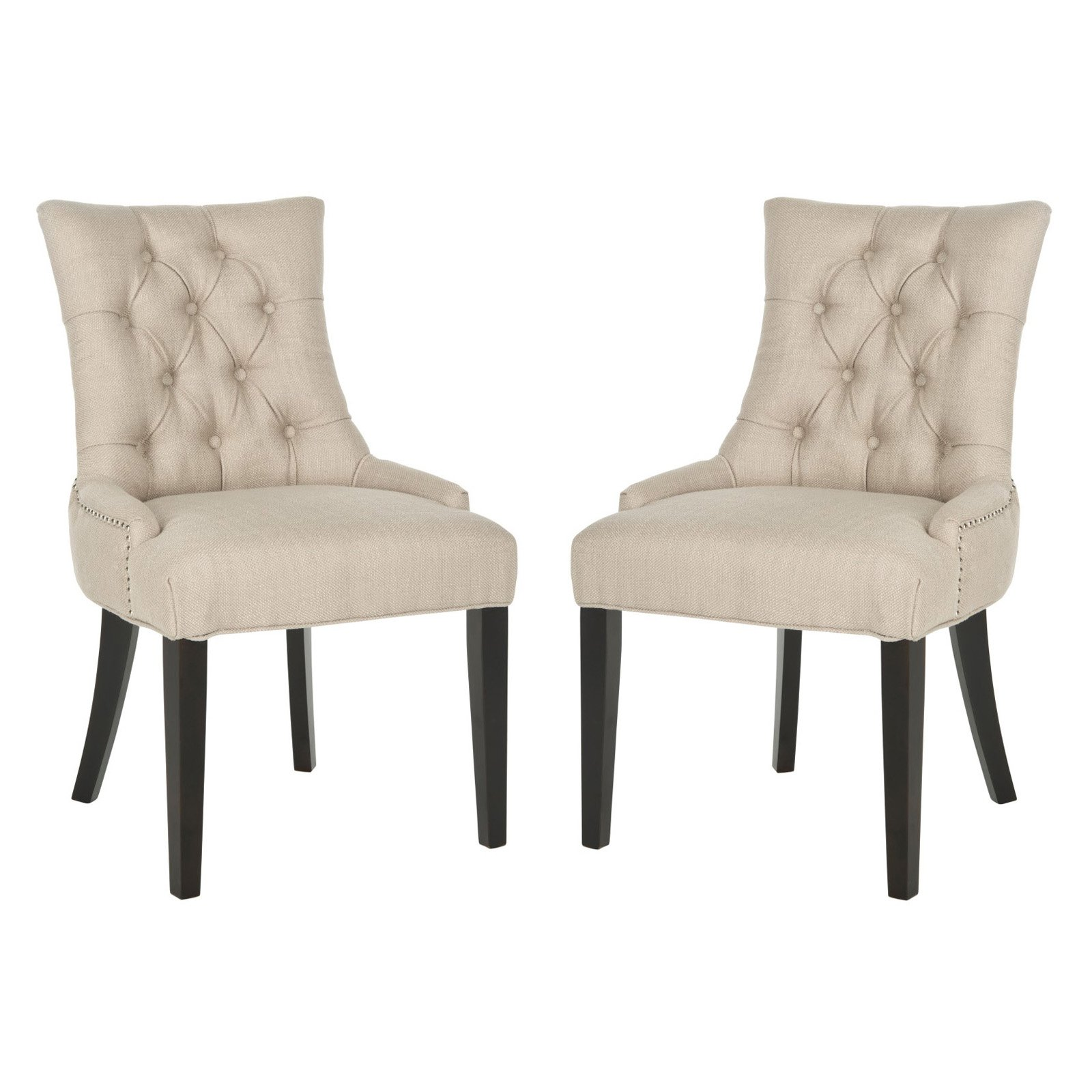 Safavieh Ashley Side Chairs, Set of 2 by Safavieh