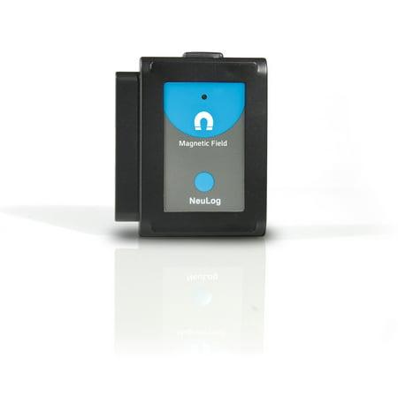 Neulog Magnetic Field Logger Sensor  15 Bit Adc Resolution  0 001 Mt Resolution