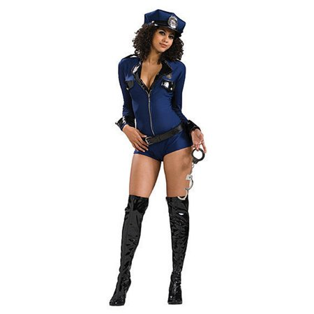 Halloween Women's Miss Demeanor Adult Costume