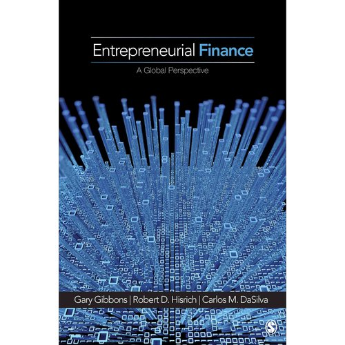 Entrepreneurial Finance: A Global Perspective