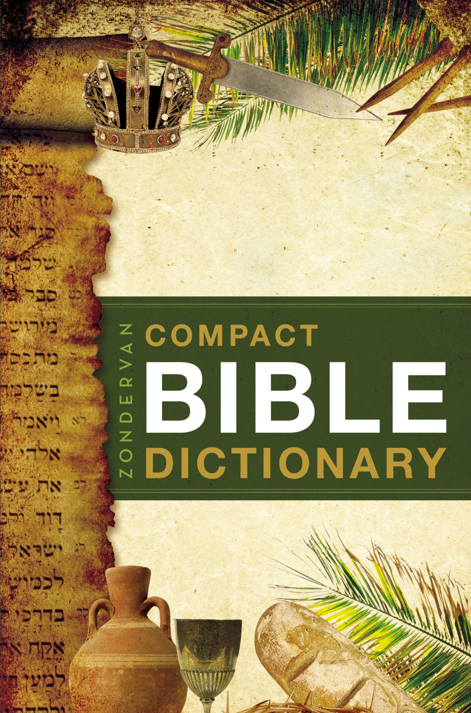 New Unger's Bible Dictionary download