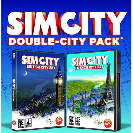 SimCity France Britain Bundle (PC) (Digital Code)