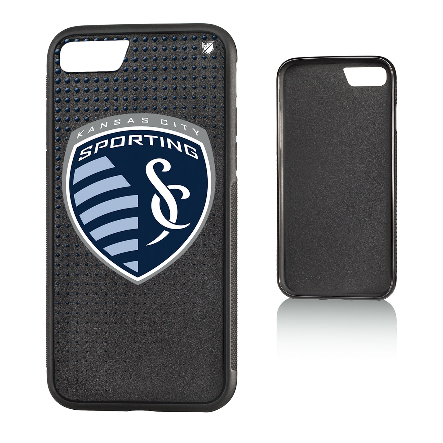 Sporting Kansas City SPORTING Dots Bump Case for iPhone 8 / 7