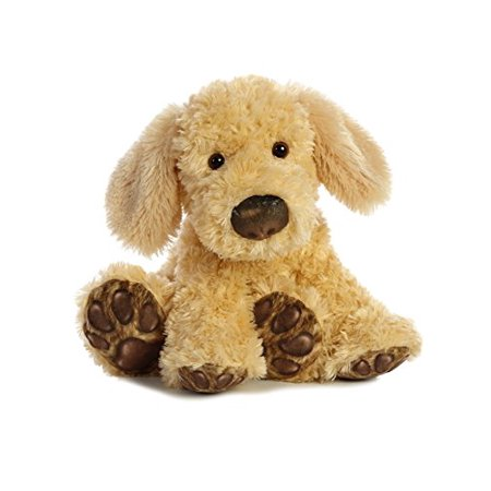 Aurora World Big Paws Golden Lab Plush Dog, Light Brown, Medium - image 2 of 3