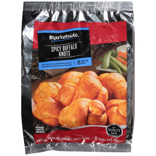 Marketside Spicy Buffalo Knots, 8 ct, 10.44 oz